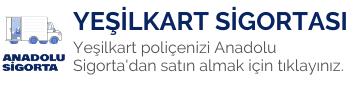 Anadolu Sigorta Yeşilkart poliçesi satın al